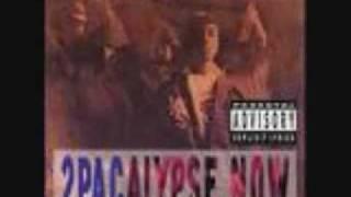 2pac - Tupac Crooked Ass Nigga