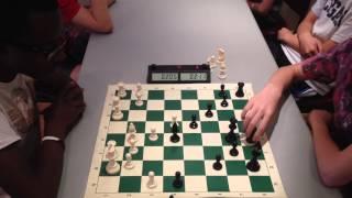 USCS 26 Blitz Tournament Game 1: Josh Colas vs Andrew Tang
