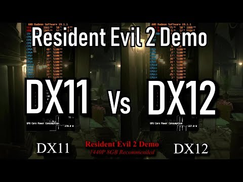 DX11 Vs DX12 Comparison and GTX 1060 6gb Test Video  There