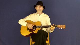Jim Bruce Blues Guitar - Robert Johnson - Four til Late