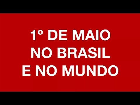 1º de maio de 2019 - INTERSINDICAL