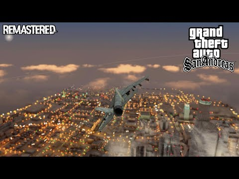 GTA San Andreas || NEW HD Graphic Mod ✓ | HQ Texture ✪ | XIIV