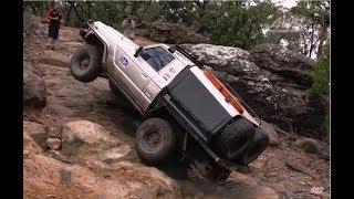 Wild 4WD Weekender - NSW South Coast ! MENTAL Rock Steps, Ruts & Mudholes