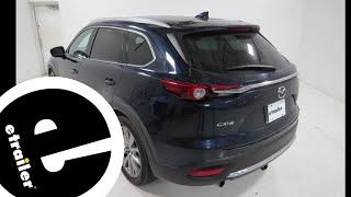 etrailer | Titan Chain Alloy Snow Tire Chains Installation - 2016 Mazda CX-9