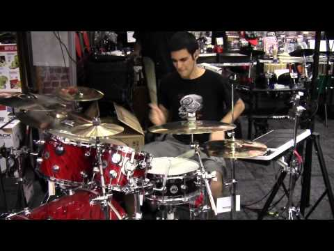 drum solo from 2012 (throwback)