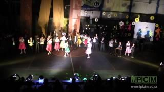 preview picture of video 'Coreografía de 5to -Talent Show de la escuela'