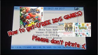 how to get fbi on 3ds 11 9 no homebrew - TH-Clip