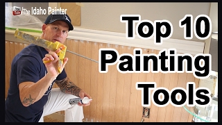 Top 10 Painting Tools