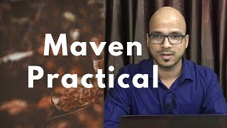 Maven Tutorial Practical