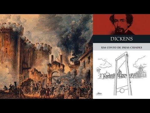 Um Conto de Duas Cidades (Charles Dickens) | @henriqj