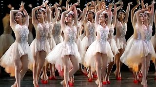Beautiful Chinese Dance【5】《朱鹮》Nipponia nippon- 720p