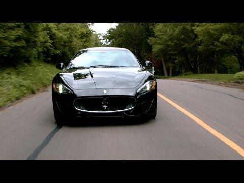 2014 Maserati GranTurismo Review   Morrie's Luxury Auto, MN