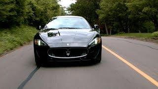 2014 Maserati GranTurismo Review   Morrie