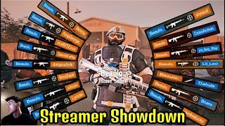 The Craziest R6 Streamer Showdown - Rainbow Six Siege