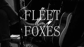 Here you can find the album trailer from Fleet Foxes New album out in June airwaves17