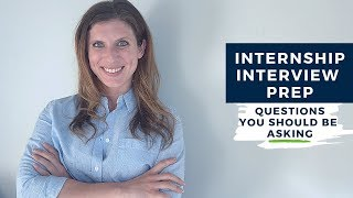 Internship Interview Questions to Ask  |  The Intern Hustle