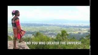 Mindanao Prayer, National Anthem and DA Hymn