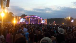 Acid Drinkers with Czesław Mozil - Nothing Else Matters (cover) Woodstock 2014