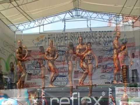 II Zawody w Kulturystyce i Fitness Sylwetkowym