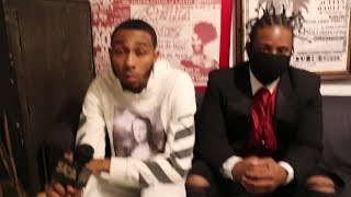 Young Dirty Bastard And Weather Park Interview At The Ol Dirty Bastard Celebration