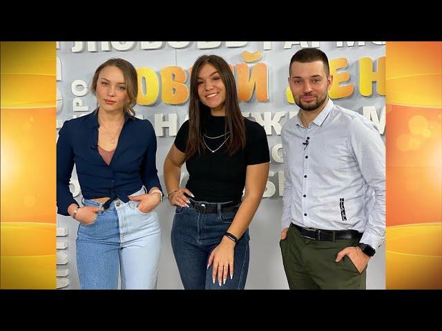 Гость программы «Новый день» Марина Пешкова