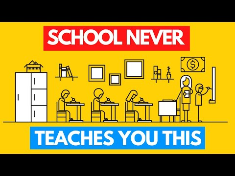 10 Personal Finance Rules School Doesn't Teach You