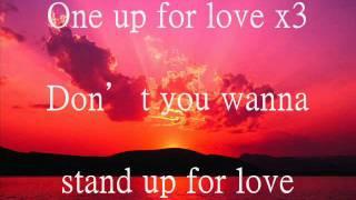 Boyz II Men - One Up For Love lyrics