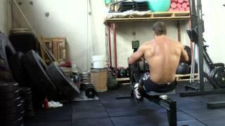 CrossFit Antipolis 25-08-2014