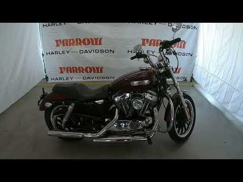 2008 Harley-Davidson Sportster 1200 Low XL 1200L