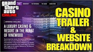 gta online casino trailer analysis - TH-Clip