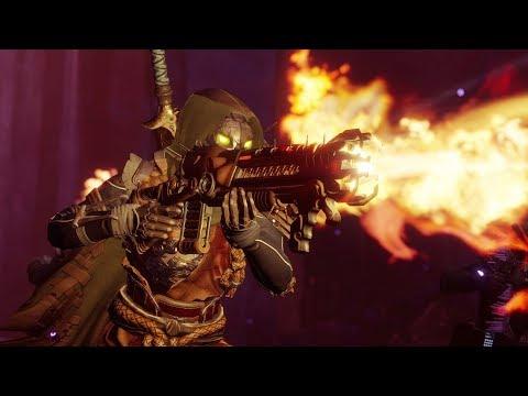 Destiny 2: Forsaken - Last Wish Raid Launch Trailer