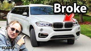 Here's Why Broke People Buy Used BMWs and Rich People Buy Toyotas