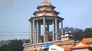 preview picture of video 'Kek Lok Si, Air Itam, P1, PHv1, P10, Gerryko Malaysia'