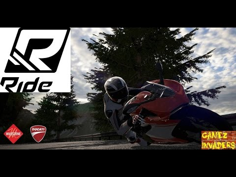 RIDE Xbox One Street Bike Racing Game Gameplay + Review