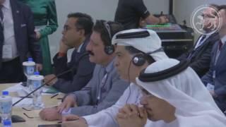 Президент Республики Татарстан Рустам Минниханов в Дубае (ОАЭ)