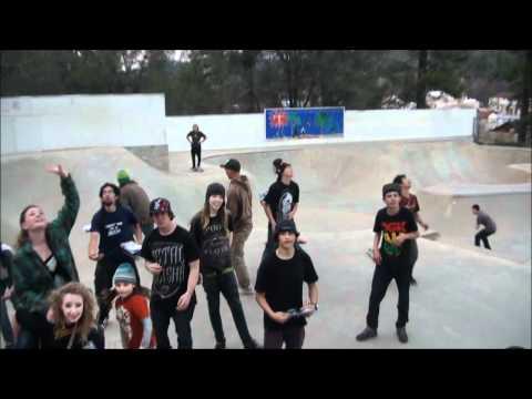 Mariposa Skate Comp 3 12 D