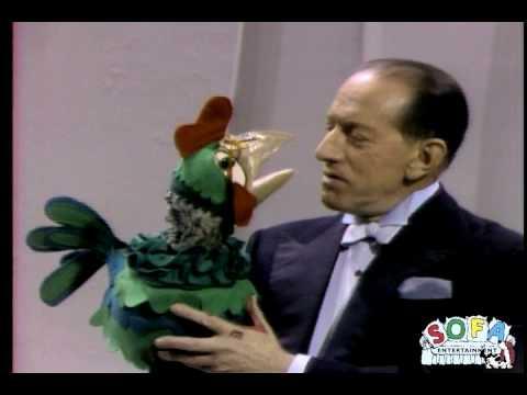 Spanish Ventriloquist: Senor Wences