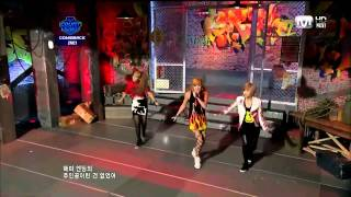 [HD]110804 2NE1 - Hate You Live
