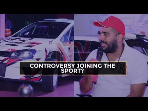 Interview: Rajiv has his eyes on national rally championship