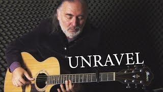 UNRAVEL - Tokyo Ghoul  OP 1 - fingerstyle guitar 東京喰種