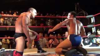 Sheer Brutality (Chris Dickinson vs. Drew Gulak) - Beyond Wrestling #Americanrana
