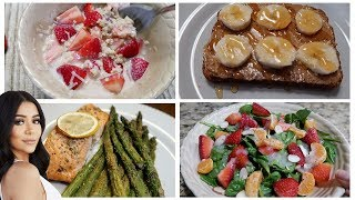 WHAT I EAT IN A DAY | Daisy Marquez