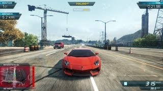 Need for Speed Most Wanted FULL GAME Gameplay Walkthrough