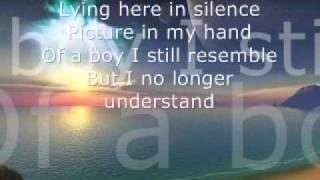 Turn Back The Clock - Johnny Hates Jazz (Lyrics)