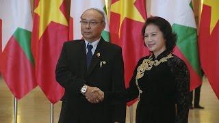 Tin tức 24h: Chủ tịch Thượng viện Myanmar thăm chính thức Việt Nam