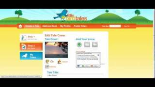 Little Bird Tales Tutorial Video