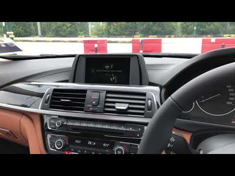 2018 BMW 318i Luxury Auto Park