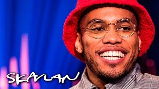 Anderson .Paak Explains Why He Wants To Smile Less | SVTTV 2Skavlan