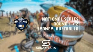 Race Report: BMXA National Series Stage 1: Sydney, Australia