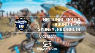 Race Report: BMXA National Series Stage 1: Sydney, Australia